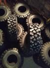 Шины для зимнего картинга WKT-ICE - 140 шипов