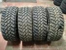 Ошипованные шины 285 75 16LT NITTO Trail Grappler на Toyota Hilux лифт для охоты б/у