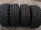 Ошипованные шины 31x12.5LT PRO COMP Mud Terrain на Dodge Ram