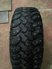 Ошиповка грязевых шин 35x12.5 15LT BF GOODRICH Mud-Terrain TA - 168 шипов  8-11-3 для Chevrolet Tahoe