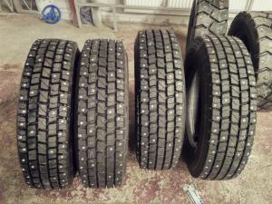 Грузовые шины с шипами 215 75 R17,5 Satoya SD-060TL