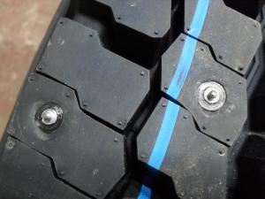 Грузовые шины с шипами 315 70 R22,5 Cordiant Professional DR-1 - 15-18-1К (2)