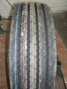 Грузовые шины с шипами 315 70 R22,5 Cordiant Professional FR-1 - 12-20-1ТК (5)