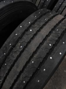 Грузовые шины с шипами 385 55 R22,5 HANKOOK 160J TH22