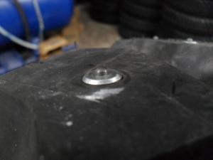 395 85 20 Michelin XZL - 64 шипа 15-23-3 + 96 шипов 12-20-3 (9)
