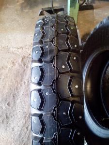 Грузовые шины с шипами 8.25 R20 OMSKSHINA У-2