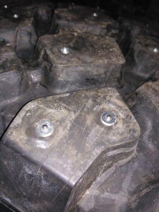 Шипованные шины Michelin для спецтехники