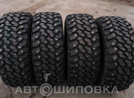 Ошипованные шины 31x12.5LT Mud Terrain для для Dodge Ram