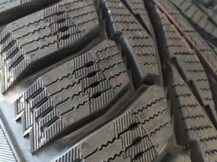 Фрикционные шины - не шипуются