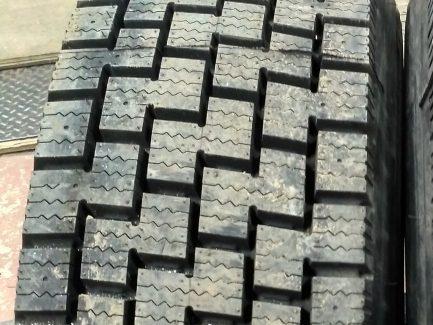 Фото зимнего протектора грузовых шин Nokian NTR-831