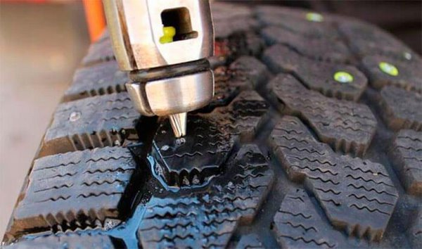 Шипы для ошиповки шин
