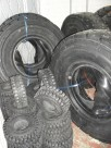 Сравнение шин для картинга и индустриальных:)