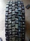 Шины для ледозаливочного комбайна 245 70  R17.5 Dunlop SP 444 с шипами
