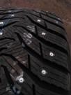 Шипованные шины KUMHO WinterCraft SUV WS31 для кроссоверов, 130 шипов
