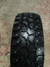 Ошипованные зимние шины б/у 285 70 17LT Nokian  Rockproof на MItsubishi Pajero