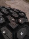 Ошипованные шины на Dodge Ram 31x12.5LT PRO COMP Mud Terrain