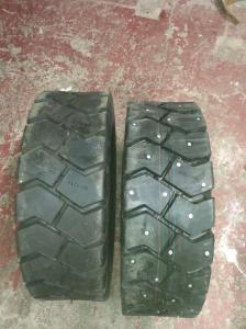 Шипованные шины на погрузчик 28x9-15 SUPERHAWK LQ301