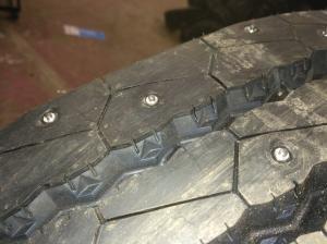 Грузовые шины с шипами 315 70 R22,5 Cordiant Professional FR-1 - 12-20-1ТК (11)